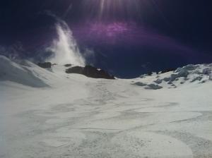a_glacier_pretty
