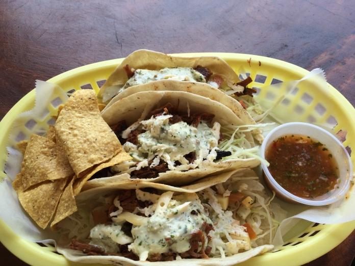 Beef Taco Taco