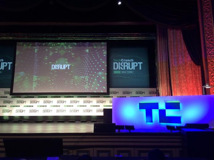 Disrupt Logo