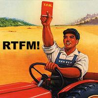 Just RTFM!!