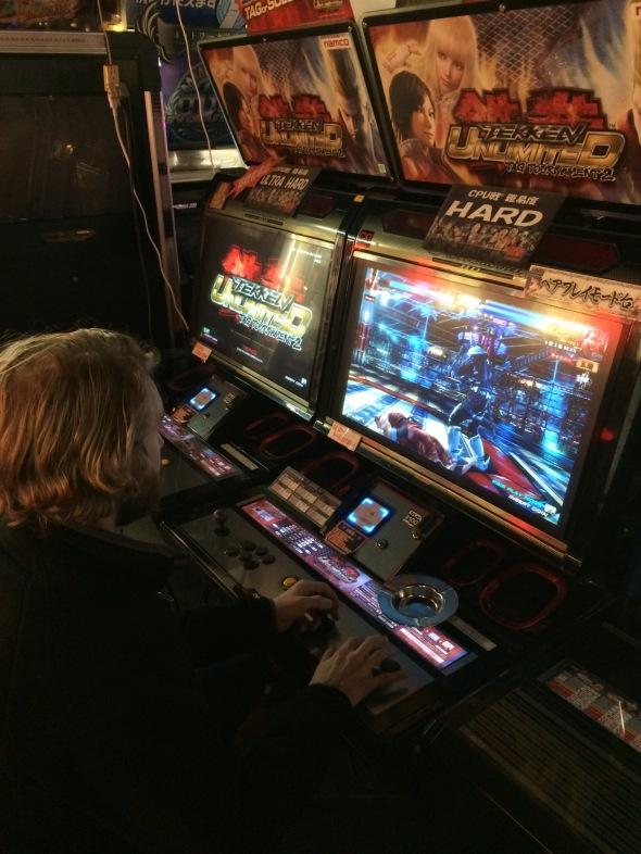 Tekken UNLIMITED (whatever that means). I still play Paul Phoenix.