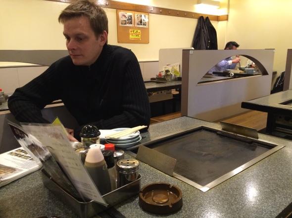 "The stove-tops for DIY Okonomiyaki, ""Japanese Pancakes."""