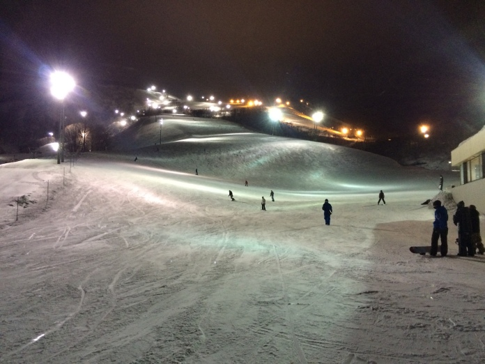 niseko_night_ski